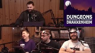 Dungeons of Drakkenheim Episode 50: The Hard Choice