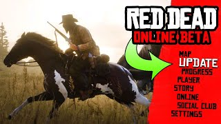 RDO Update! New SPECIAL Series & Open Target Race! Red Dead Redemption 2 Online Beta Update