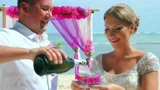 Доминикана ТВ , видеосьемка в Доминикане не дорого, свадебное видео, лавстори