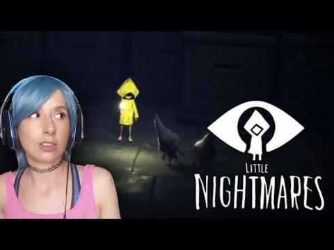 HUG OF DEATH | Little Nightmares Part 1