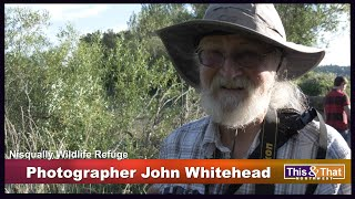 Photographer John Whitehead