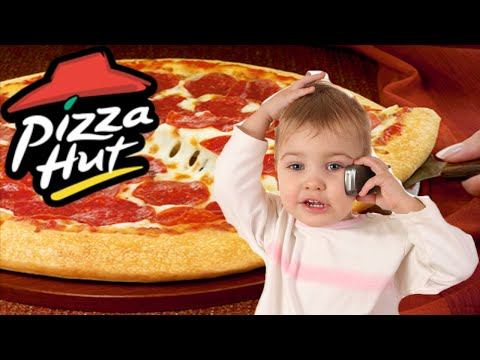 Kid prank calls Pizza Hut - Backfires Hilariously