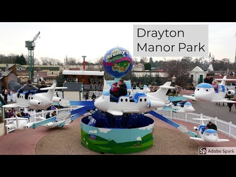 Travel Guide Drayton Manor Park And Zoo Pros And Cons Review