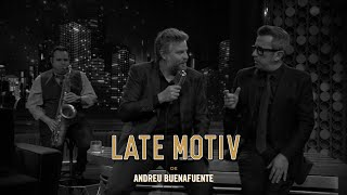 LATE MOTIV - Raúl Cimas. Vergüenciki Tonight | #LateMotiv816