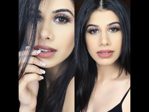 Soft glam Make-up | New P.A.C products review | Malvika Sitlani