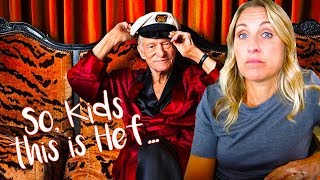 Hugh Hefner died. Now what do you tell your kids?