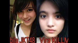 Video Nabila JKT48 vs Vira KILLMS , Cantikan Mana ?? Hee download MP3, 3GP, MP4, WEBM, AVI, FLV Agustus 2017