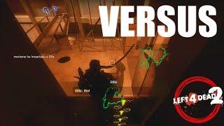 Left 4 Dead 2 XBOX EDITION - En Directo #LIVE CONSEJOS GUIA The Passing Versus VS