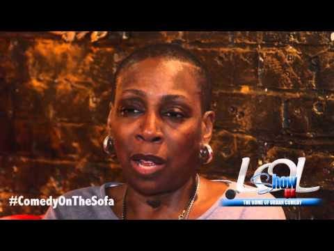 LOL SHOW UK - Gina Yashere - Comedy On The Sofa