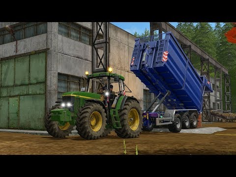 Farming Simulator 17 - Forestry and Farming on Woodshire 063 thumbnail