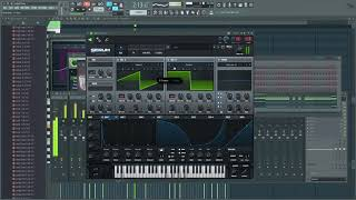 How to Future Bass Supersaw in Serum +me zoning out