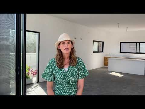 Unique Penthouse In Zichron Yaakov (ENG)