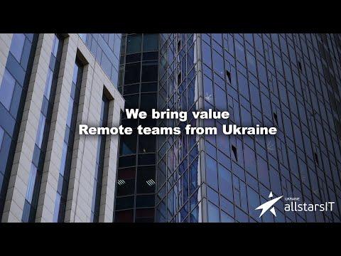 We build offshore software development teams in Ukraine   AllStars-IT