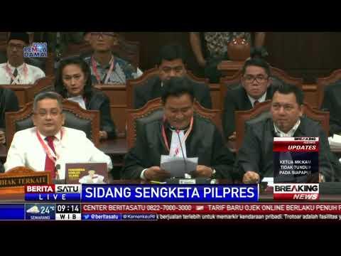20 Pengacara Jokowi-Ma'ruf