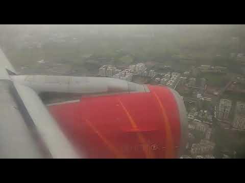 Landing at Surat