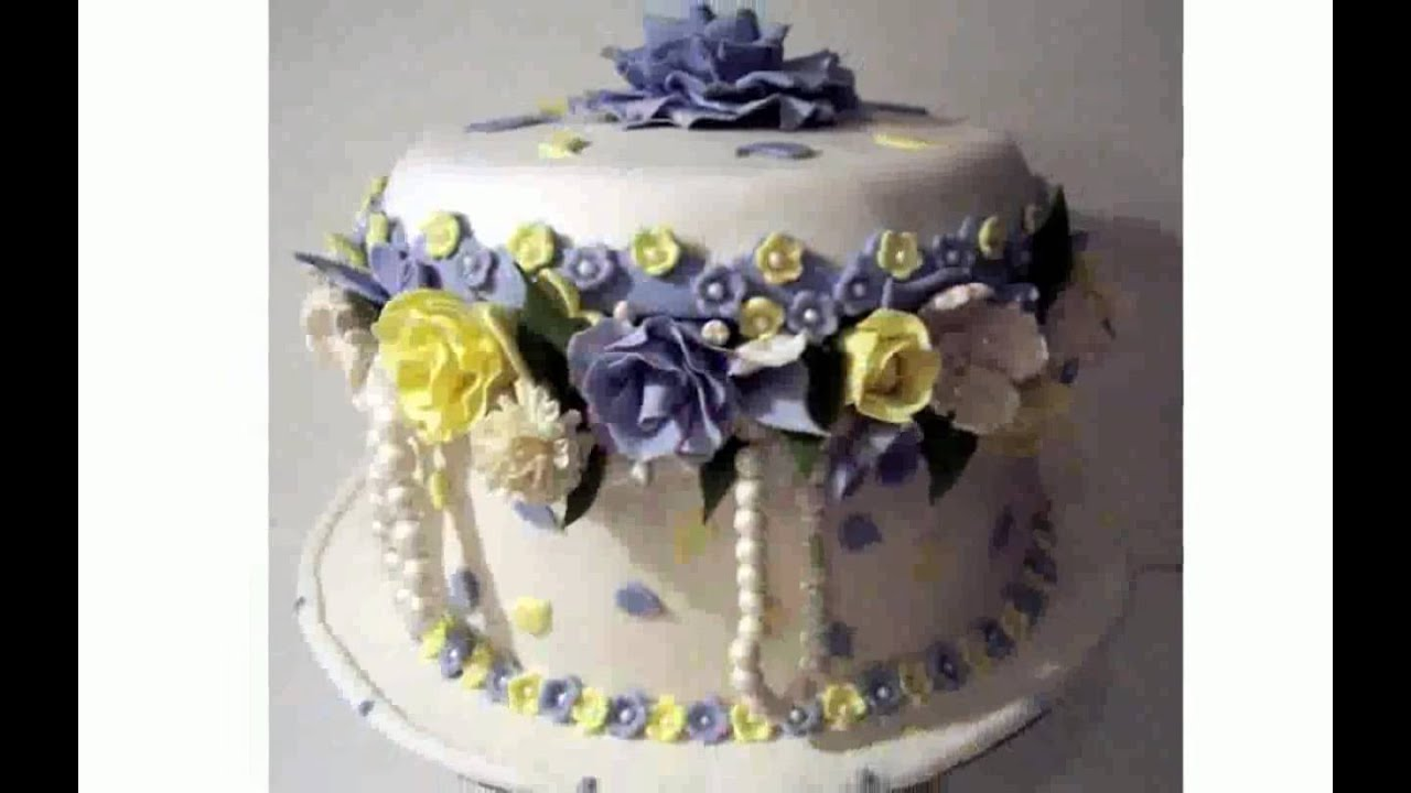 Wilton Cake Decorating Making Flowers : Cake Decorating Ideas Flowers - YouTube