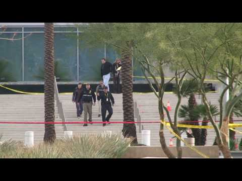 BREAKING NEWS: Shootout in Downtown Las Vegas Nevada with US Marshals