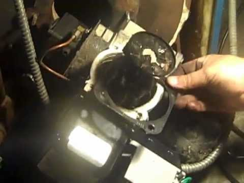 Cleaning Oil Burner And Changing Nozzle Beckett