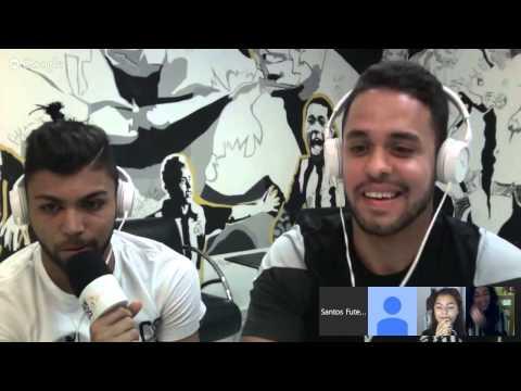 Hangout com GABIGOL (02/09/15)