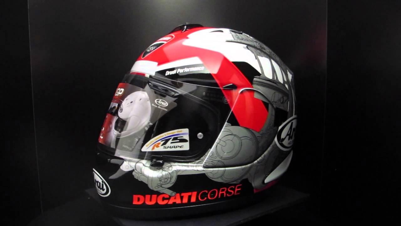 Arai Rx Gp Ducati