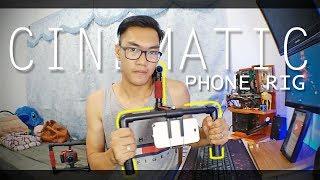 Smartphone RIG | DIY | Cinematic RIG | Tips and Tricks