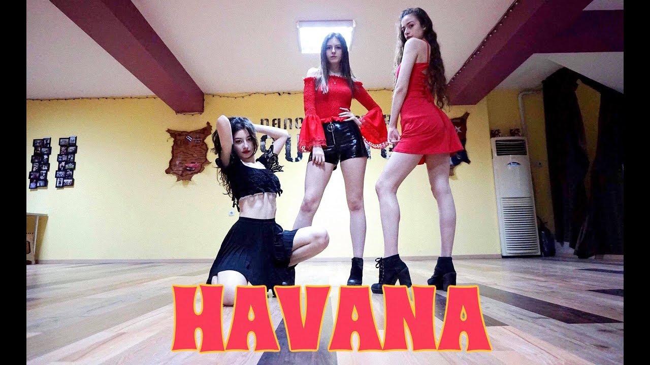 Xxy Camila Cabello Havana Ft Young Thug Brinn Nicole Choreography