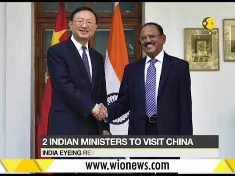 India eyes revival of military ties with China