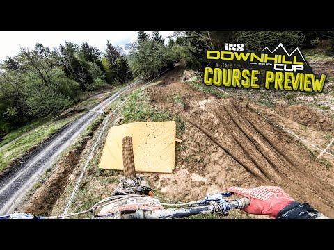 #MUDDER Kranjska Gora European DH Cup 2019 Course preview| Tristan Botteram