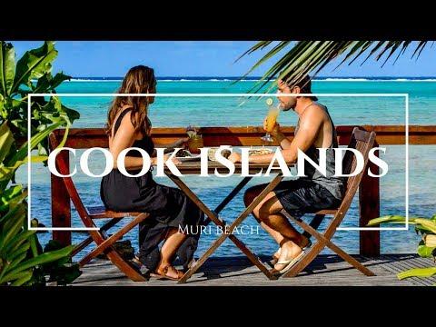 BEAUTIFUL OASIS  | COOK ISLANDS | MURI BEACH RESORT