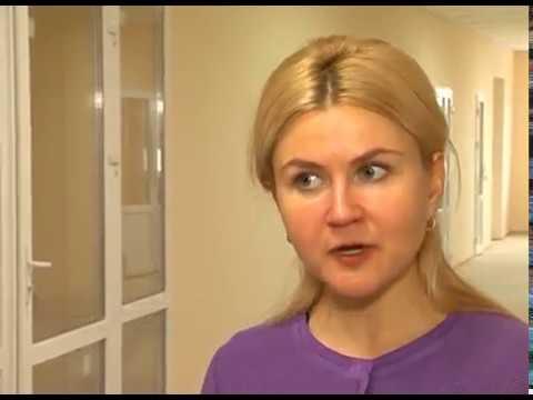 telekanal Vektor: В усіх чотирьох корпусах Нововодолазької ЦРЛ встановили нові енергоощадні вікна