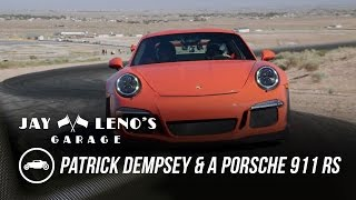 Gambar cover Patrick Dempsey and Jay Leno Hit The Track in a Porsche 911 RS - Jay Leno's Garage