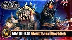 Alle 69 BFA Mounts im Überblick