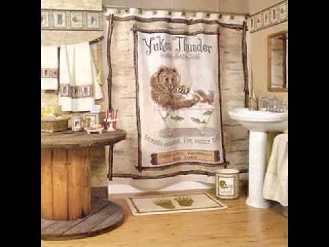 Western Bathroom Decorating Ideas   YouTube