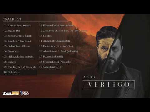 Ados   Delirirken Official Audio #Yeni