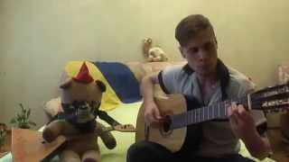 on guitar Putin Huilo - гитар-версия