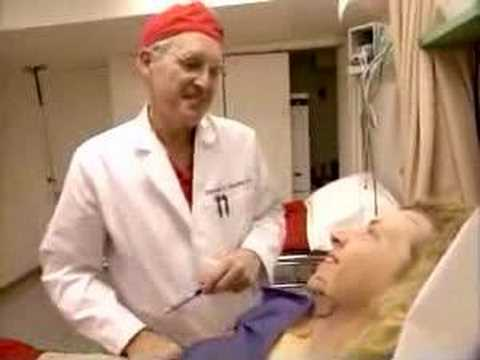 Extreme facial surgery