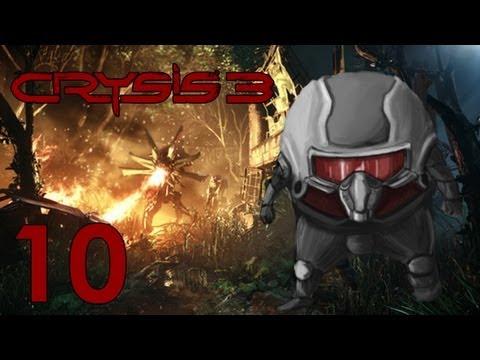 Прохождение Crysis: Серия №10 - ФИНАЛ