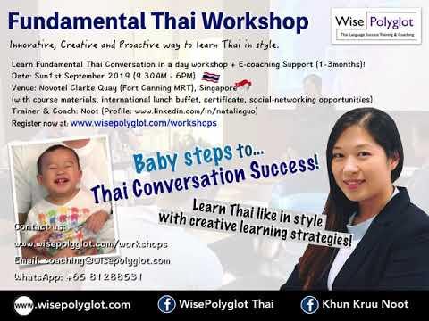 Dating workshop Singapore