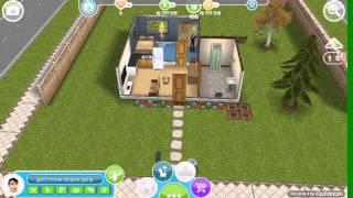 The Sims Free play#1 Первый летсплей.