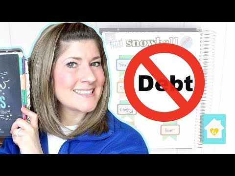 the-debt-snowball-|-setting-up-the-2019-budget-planner
