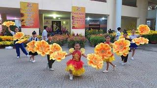 Rạng Rỡ Việt Nam | Nhóm múa Quận 2  | Nhà Thiếu Nhi Quận 2 - 19-01-2020