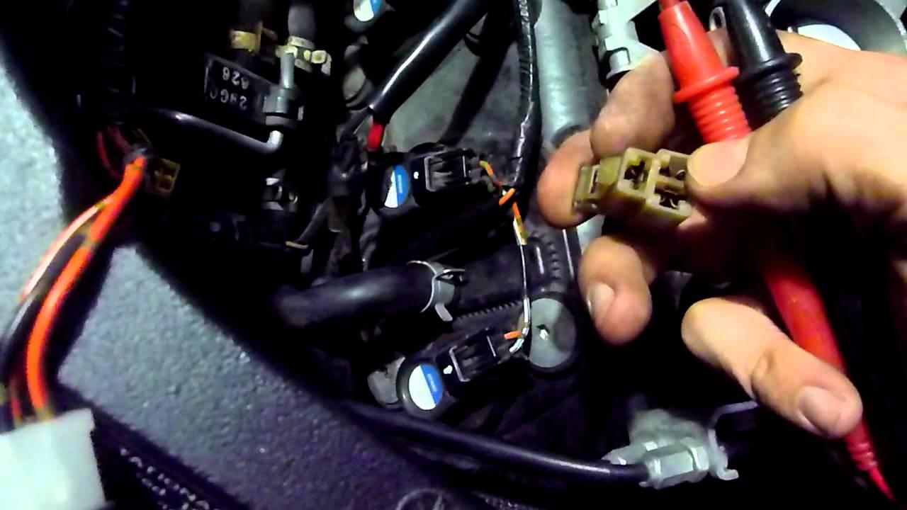 GSXR 600 K6 Charging System