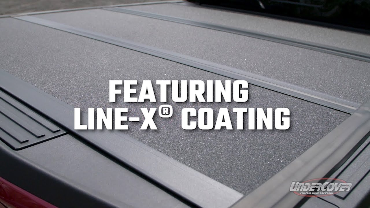 Undercover Armorflex Hard Folding Truck Bed Cover