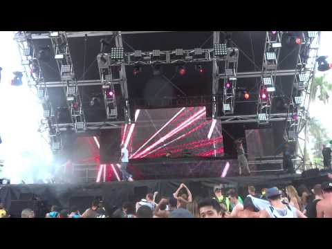 AndyC At Ultra Worldwide Stage At Ultra Music Festival 2014