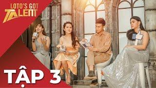 Lô Tô Got Talent Season 1 - Ep 3 | TÌM KIẾM TÀI NĂNG LÔ TÔ | Gánh hát lô tô Hương Nam