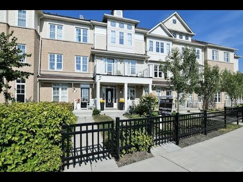 130 Harbourside Dr Whitby Open House Video Tour