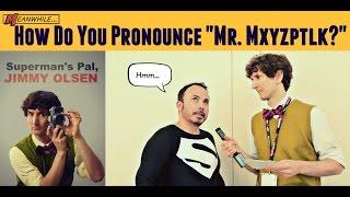 how do you pronounce mr mxyzptlk