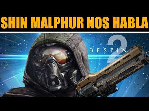 Destiny 2 - Shin Malphur Nos Habla! thumbnail