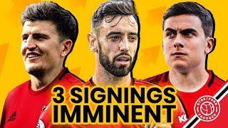 3 Signings Imminent   Transfer Talk