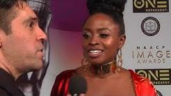 Idara Victor on Hollywood Social Lounge